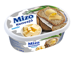 MIZO KENVEJÓ PLAIN BUTTER CREAM